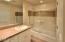 HALL BATH W/DUAL SINKS BETWEEN BEDROOMS 2 & 3