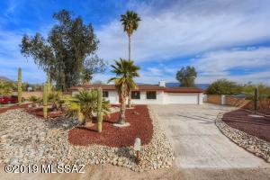 4720 N Rio Vista Drive, Tucson, AZ 85749