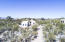 Luxurious rambling driveway leads to the 4621 Camino Real estate