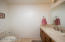 Powder room.