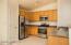 Kitchen and Pantry Closet