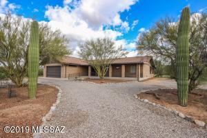 5302 N Sanders Road, Tucson, AZ 85743
