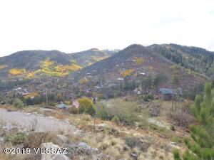 Beautiful carter canyon views from lot