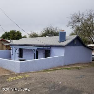 502 W 17Th Street, Tucson, AZ 85701