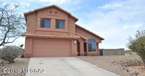 6804 S Star Ridge Place, Tucson, AZ 85757
