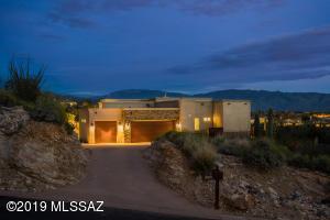 9640 E Sabino Estates Drive, Tucson, AZ 85749
