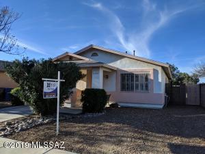 1341 E Pewit Drive, Tucson, AZ 85706