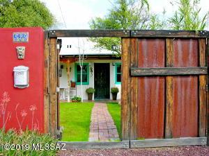 529 S Railroad Avenue, Tucson, AZ 85701