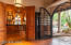 Open doors into backyard from the Great room