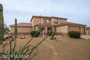 7029 W Prospect Valley Drive, Tucson, AZ 85757