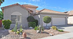 8069 N Wildomar Drive, Tucson, AZ 85743