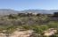 Saguaro National Park East is the view from the back of the home.