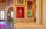 rounded corners, niches, custom paint