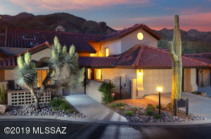7281 E Grey Fox Lane, Tucson, AZ 85750