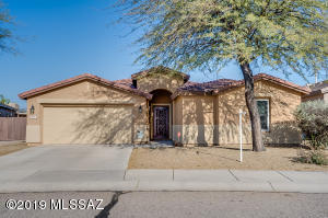 8240 N Stone Hill Drive, Tucson, AZ 85743