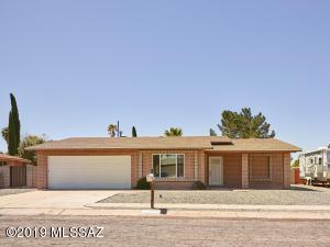 7480 E Rio Vista Circle, Tucson, AZ 85715