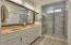 Beautifully Upgraded Master Bathroom