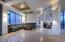 Upstairs & Virtual Fireplace