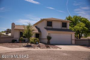 2641 W Bensbrook Place, Tucson, AZ 85741