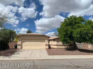 2792 W Firebrook Road, Tucson, AZ 85741