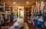 Spacious Walk-in Closet