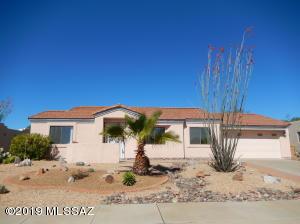 55 N Wellspring Drive, Green Valley, AZ 85614