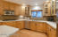 Display cabinetry, many drawers,lazy susan.
