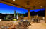 Main level Patio offers large covered area for entertaining including full BBQ kitchen.