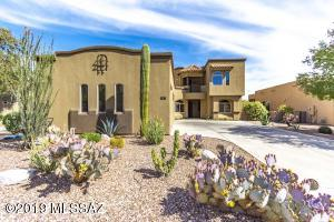 Introducing 4718 N Placita Ventana Del Rio, ideally located in intimate gated foothills community.