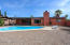 Nice large lot with sparkling pool