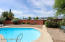 Enjoy this yards pool with Catalina views