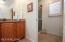 CASITA BATHROOM, PLANTATION SHUTTERS