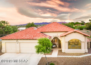 3010 W Corte Ilianna, Tucson, AZ 85741