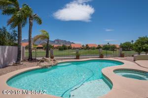 11018 N MOUNTAIN BREEZE DRIVE, Tucson, AZ 85737