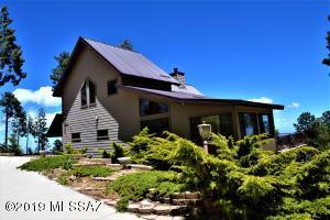 12935 N Upper Loma Linda Road, Mt. Lemmon, AZ 85619