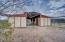 3 Stall breezeway Barn