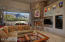 Inviting Great Room with amazing Mountain Views