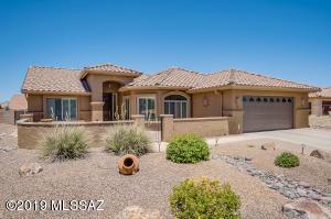 837 N Cowboy Canyon Drive, Green Valley, AZ 85614
