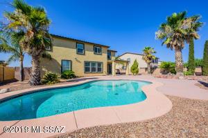 4885 E Silverpuffs Way, Tucson, AZ 85756
