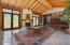 Designed by Architect John Kulseth to inhabit, high beamed wood ceilings, concrete floors