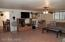 Large Family Room off of Kitchen