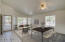 Virtual Staging / Living room , Dining room