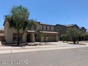 8155 W Eagle Heart Court, Tucson, AZ 85757