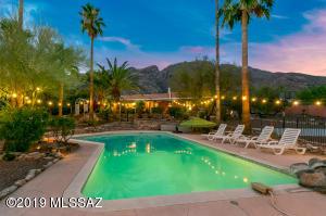 Oversized pool with resort-like surroundings!