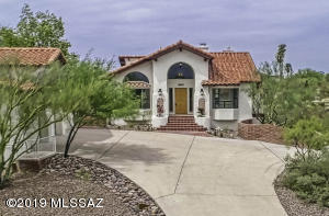 741 N Lazy J Way, Tucson, AZ 85748