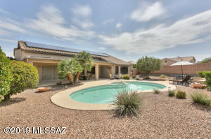 2486 E Hilbar Lane, Green Valley, AZ 85614