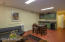 Open floor plan living/dining/kitchen