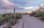 Private location on 1.83 acres in guard gated Catalina Foothills Estates 10.