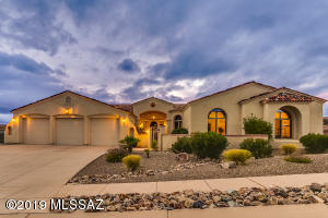 10889 N Pusch Ridge View Place, Oro Valley, AZ 85737