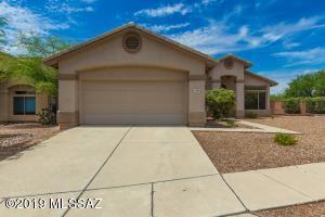 11173 N Eagle Crest Drive, Tucson, AZ 85737